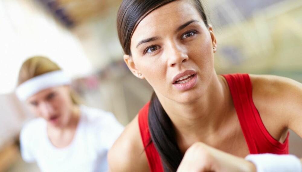 MORGENTRENING: Forbereder du deg og gir deg selv litt tid på å klare det, så kan du faktisk trene deg opp til å bli glad i morgentrening.