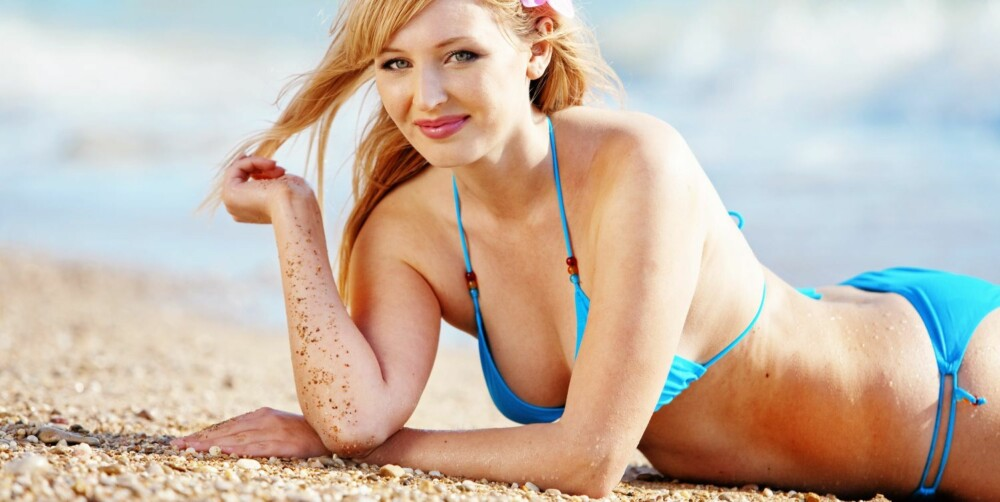 FASTE FORMER: I den første perioden av bikiniprogrammet er fokuset på å trene hovedmuskelgruppene i hver styrkeøkt.