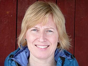 Forsker Inger Martiunssen ved Bioforsk