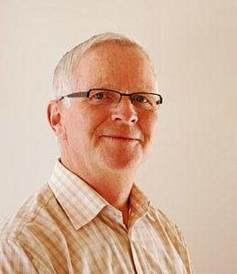 Seniorforsker Arnfinn Nes ved Bioforsk
