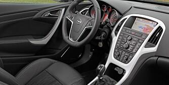 OPEL: Mye knapper i Opel. Foto: Petter Handeland