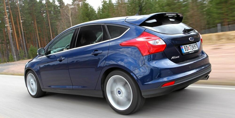 BEST: Søker du den beste bilen totalt, er det bare å ta veien til Ford-butikken. Foto: Petter Handeland