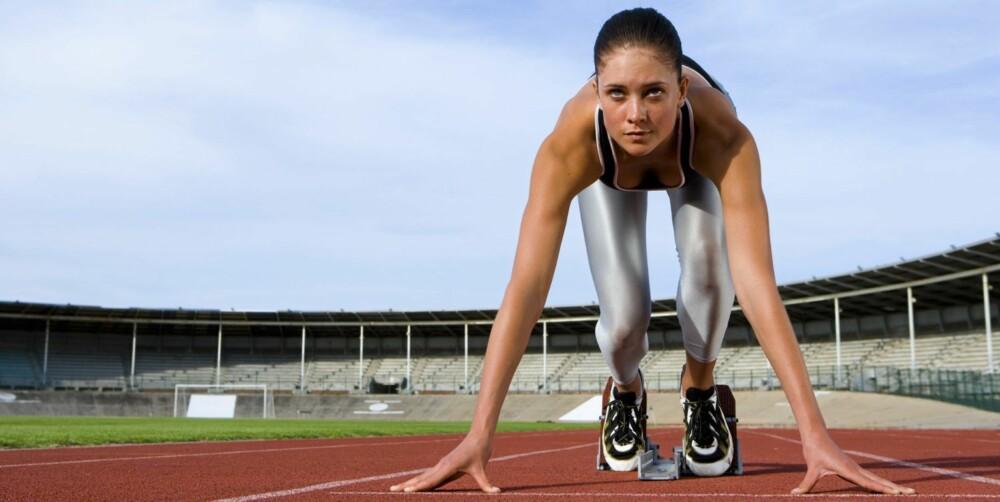 KOM I GANG: De første to-tre ukene kaller vi for tilvenning og er en slags test av løpeformen. Prinsippet er at du skal veksle mellom gåing, rolige og etter hvert noe raskere løpeintervaller