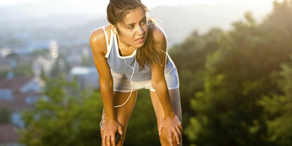 GI LITT EKSTRA: Å kickstarte treningsuka med å vise deg selv hva du er god for, legger et solid grunnlag og en herlig motivasjon for resten av uka!