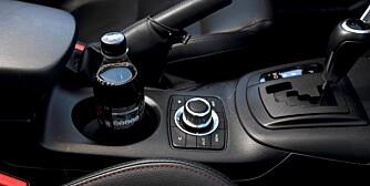 Mazda CX-5. Alle får bestått i koppholdertesten.