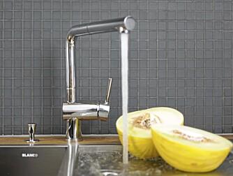 Er du en av dem som bruker kjøkkenbenken mye, vil elementer som vann ha innvirkning på benkeplaten din.