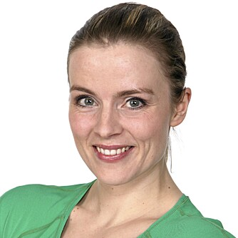 PT: Personlig trener Camilla Kløgetvedt.
