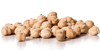 BRA: Kikerter, røde linser og andre belgfrukter inneholder mye proteiner.