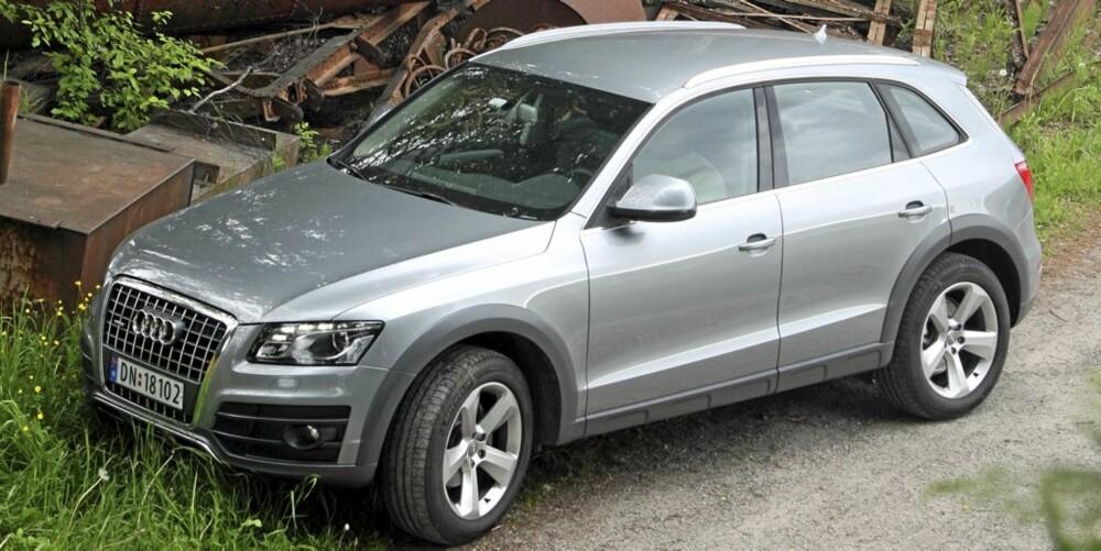 Audi Q5 Audi Q5 20090610