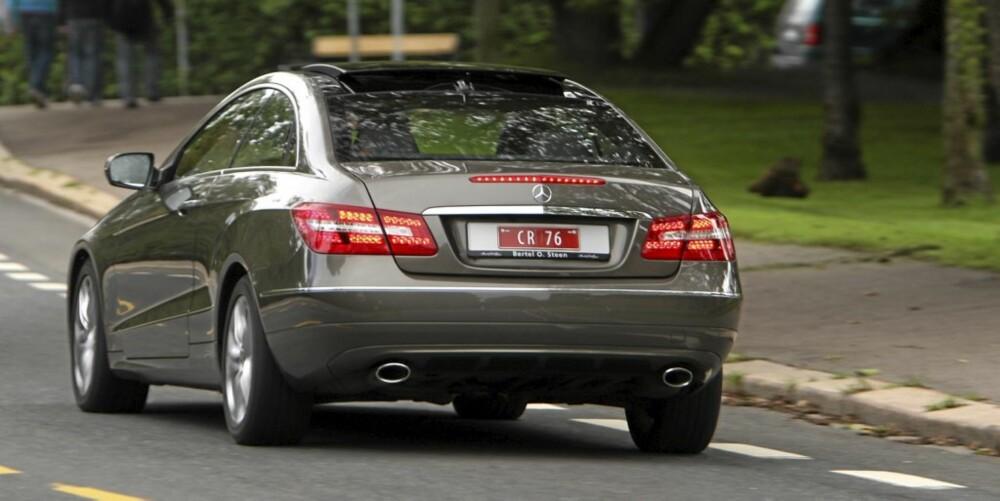 MB E Coupe