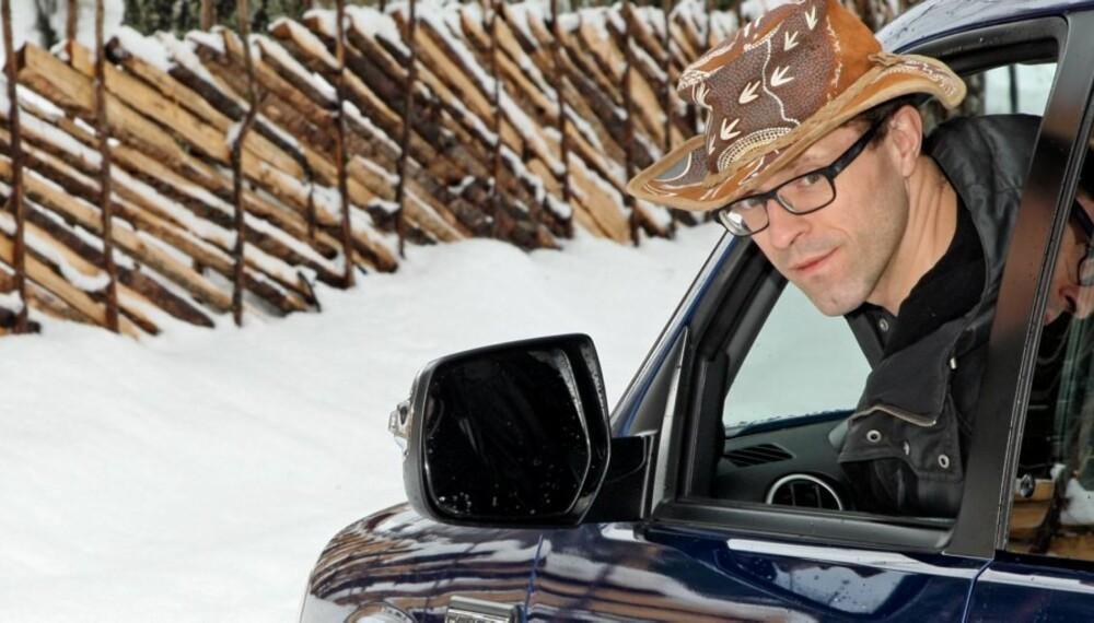 FORD RANGER: Enkelte biler er du nødt til å væe cowcoy for å like. Ikke noe galt i det, for leser du våre tester, da vet du hva du får. Yieeeha!