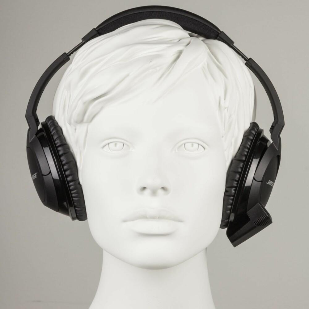 BEST: Bose AE2w er lette og behagelige å ha på og har i tillegg best lyd i dette testheatet.