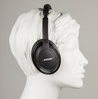 ENKELT: Det enkle er ofte det beste. Bose AE2w har minst teknologi, men låter best.