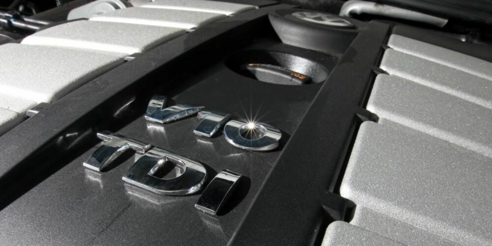 Den tisylindrete dieselmotoren er enormt sterk. I R50 er dreiemomentet på hele 850 Nm.