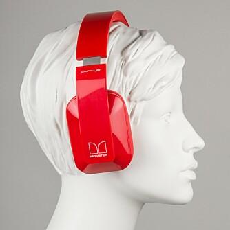SITTER GODT: Nokia Purity Pro sitter godt på øret.