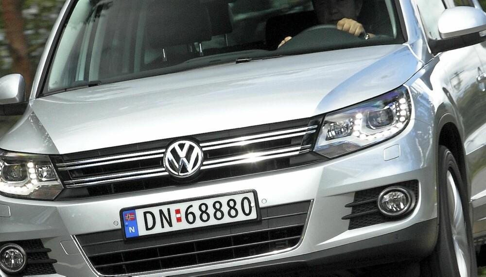 Maridalen 17082011 VW Tiguan 20 TDI