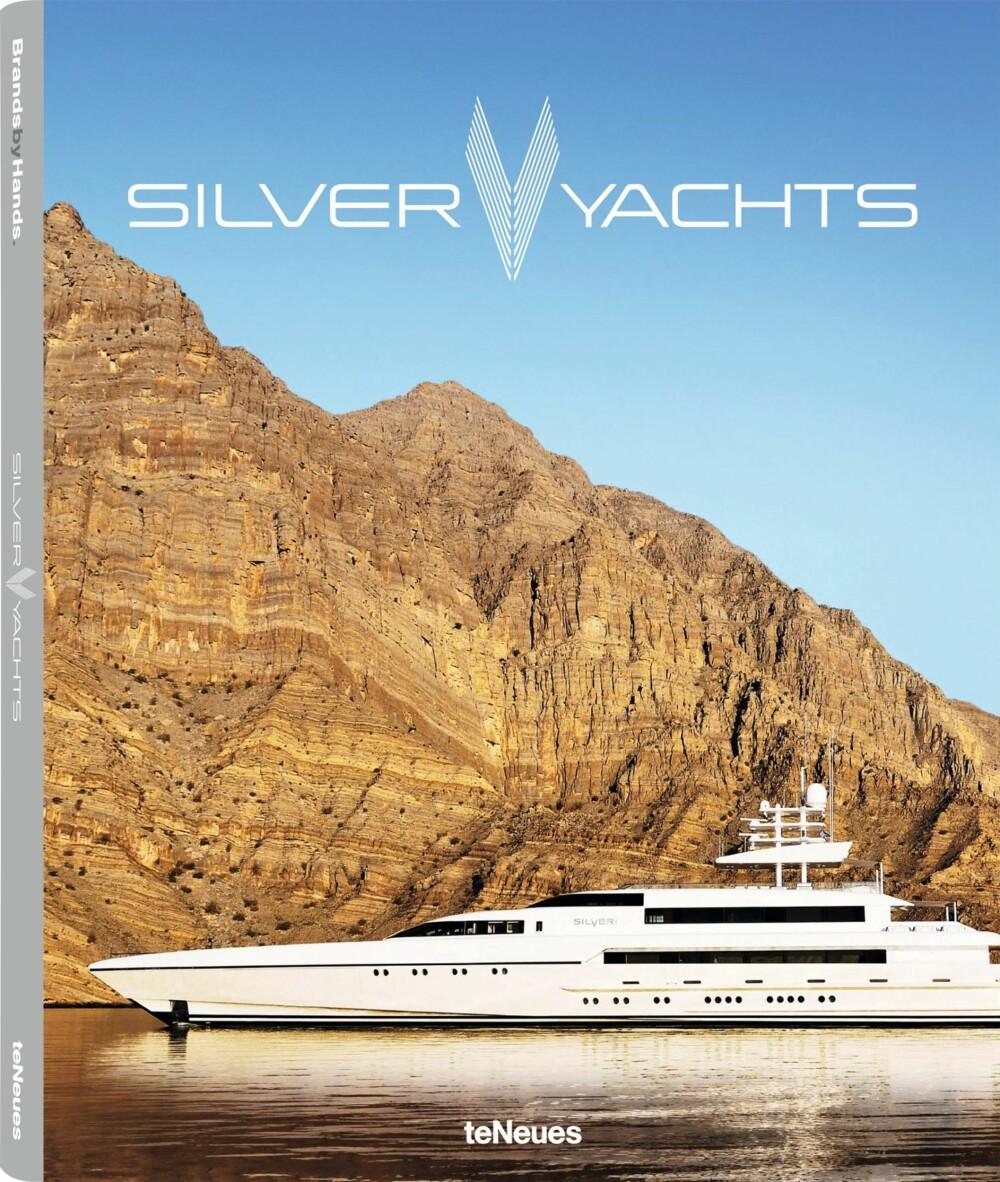 BOK: Denne boka tar deg om bord i elegante norskdesignede luksusyachter.