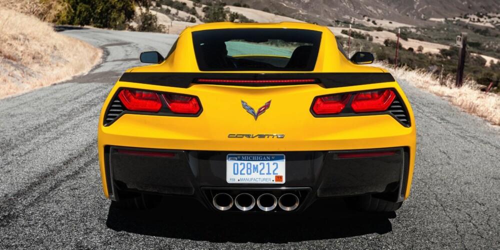 LIGNER LITT: Designen skylder noe til Nissan GT-R, Ferrari F12 og Fedon Lindberg. FOTO: Webb Bland