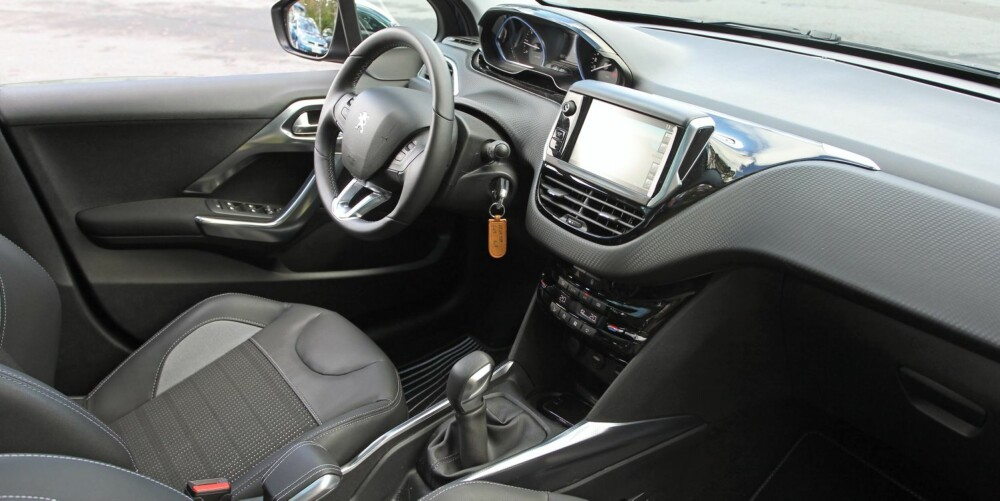 Peugeot 2008 1,2 Allure test september 2013