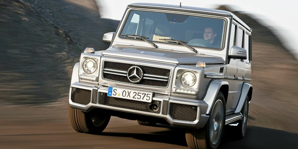 KANTET: Mercedes-Benz G 63 AMG