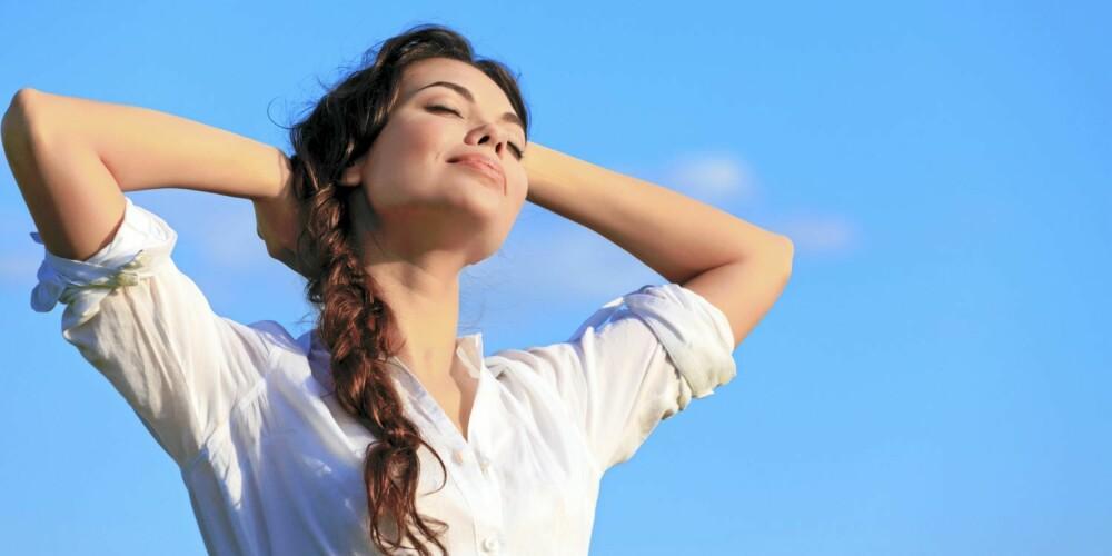 REKREASJON: Jobber man hardt i en lengre periode, bør det etterfølges av en periode med lavt tempo, råder eksperten.
