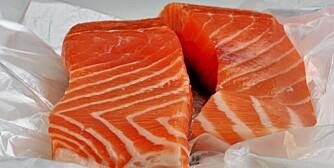 FET FISK: Inneholder flerumettet fett, som menneskekroppen ikke produserer selv.