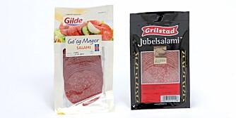 Gilde salami - Gilde Go' og mager salami