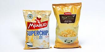 Maarud potetgull, Classic salt – Maarud Superchips