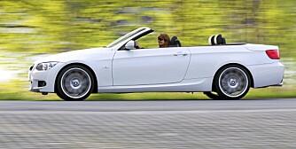 BMW 325 dA Cabriolet
