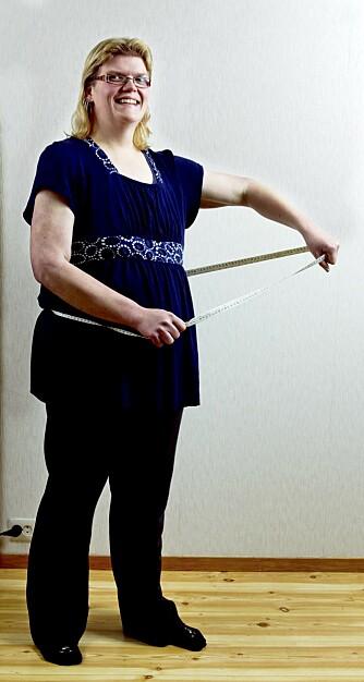 Solveig Elise Hansen gikk ned 170 kilo på superdiett.