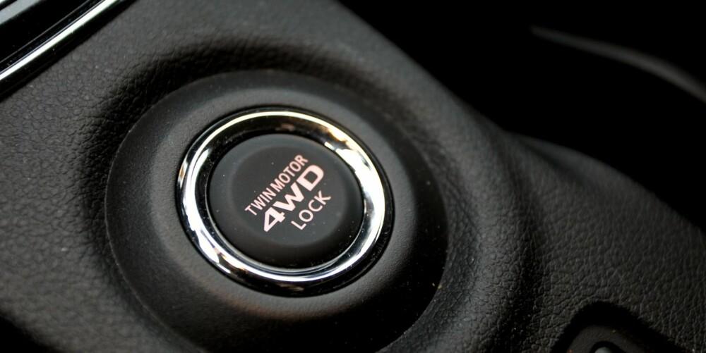 Mitsubishi Outlander PHEV biltest 2014
