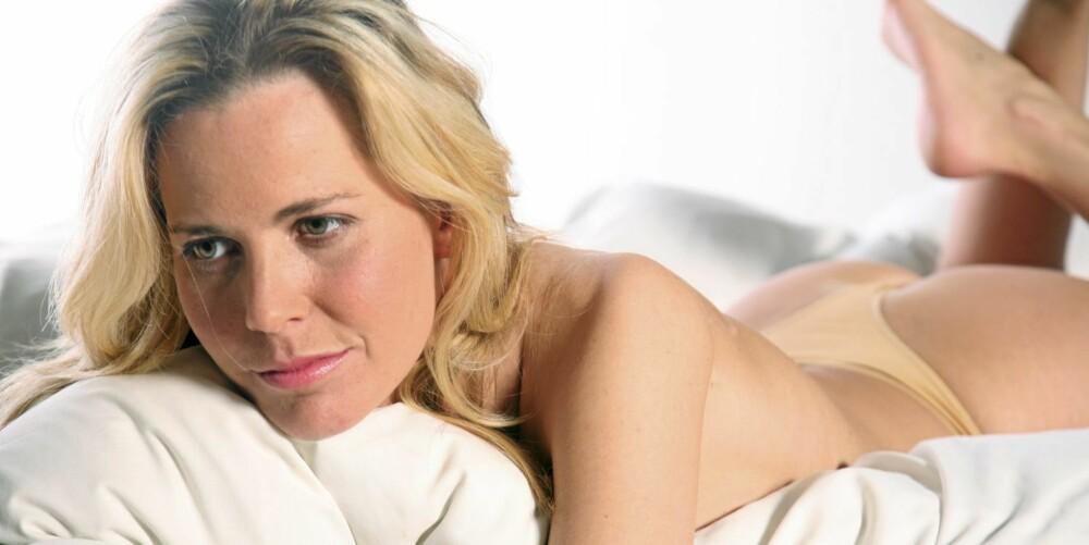 FORSKJELLIGE: Hvilke erogene soner som funker, varierer fra kvinne til kvinne.