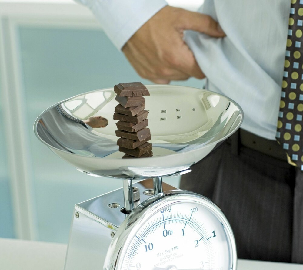 JA, TAKK! Har du oversikt over hvor mange kalorier du trenger hver dag, vet du om du kan tillate deg noen utskeielser.