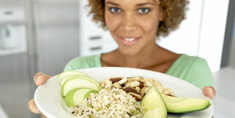 SUNT: Spis variert, regelmessig og nok.