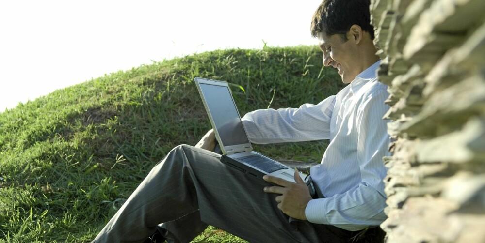 STAVEKONTROLL: Skriv i Word, kjør stavekontroll. Mange gutter slurver med dette.