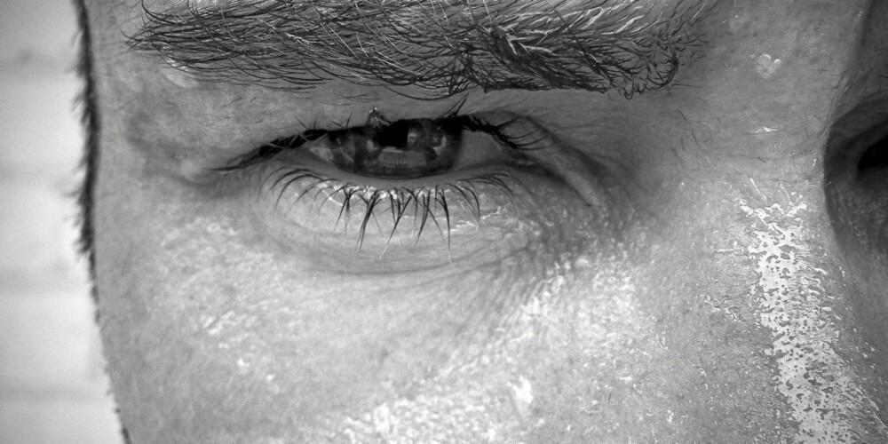 MENNS HELSE: Menn kjenner ofte skam og tap av selvkontroll ved å innrømme plager og symptomer.