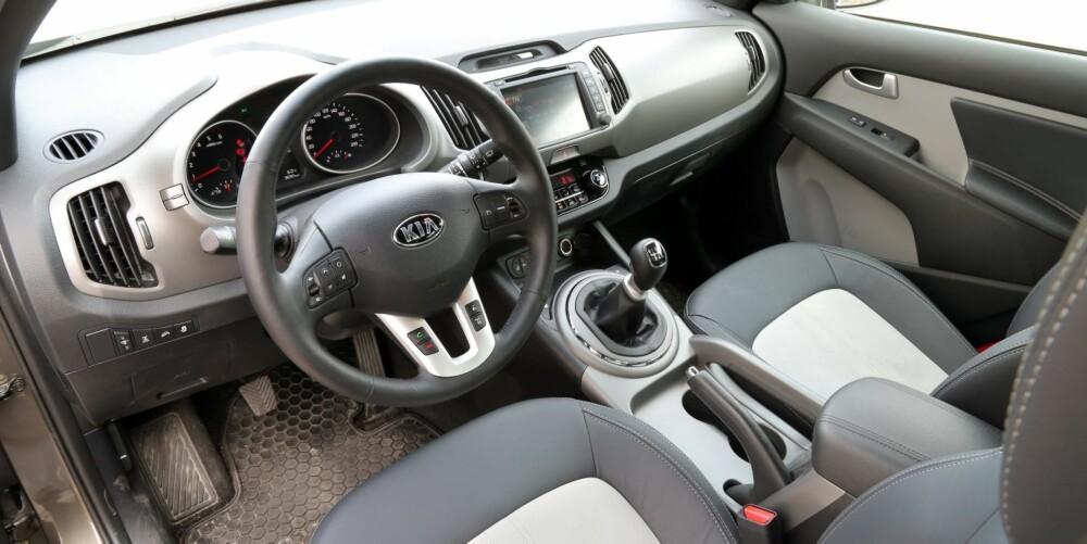 Kia Sportage 2,0 CRDi 4WD 2014