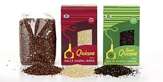GI 53: Quinoa.