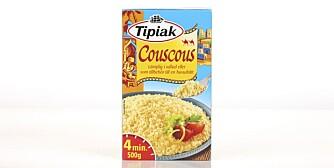GI 65: Couscous.