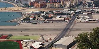 Gibraltar lufthavn - Gibraltar