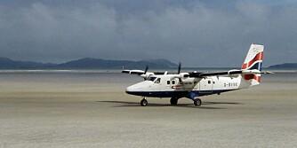 Barra Lufthavn - Barra, Skotland