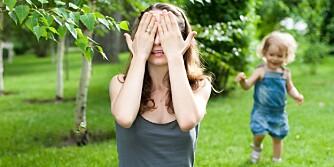 MER TID: Kontantstøtten kan gjøre det mulig å tilbringe litt mer tid sammen barna.