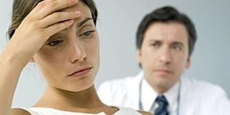 MEDISIN: Legen behandler tilbakevendende blærekatarr med antiobiotika, ellers helbreder kroppen seg selv på noen dager.