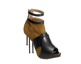 Gemini-sko fra Acne, kr 4995.