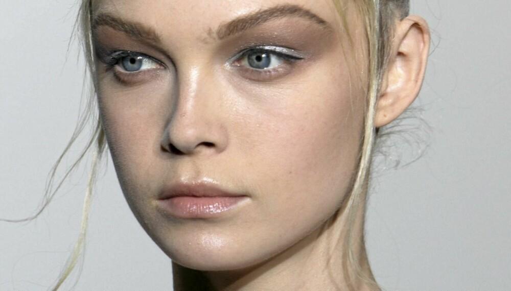 VAKKER HUD: Den norske supermodellen, Siri Tollerød, har drømmehuden.