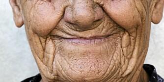 RYNKETE: Solkrem beskytter mot rynker. Smør godt på og bruk høy nok faktor.