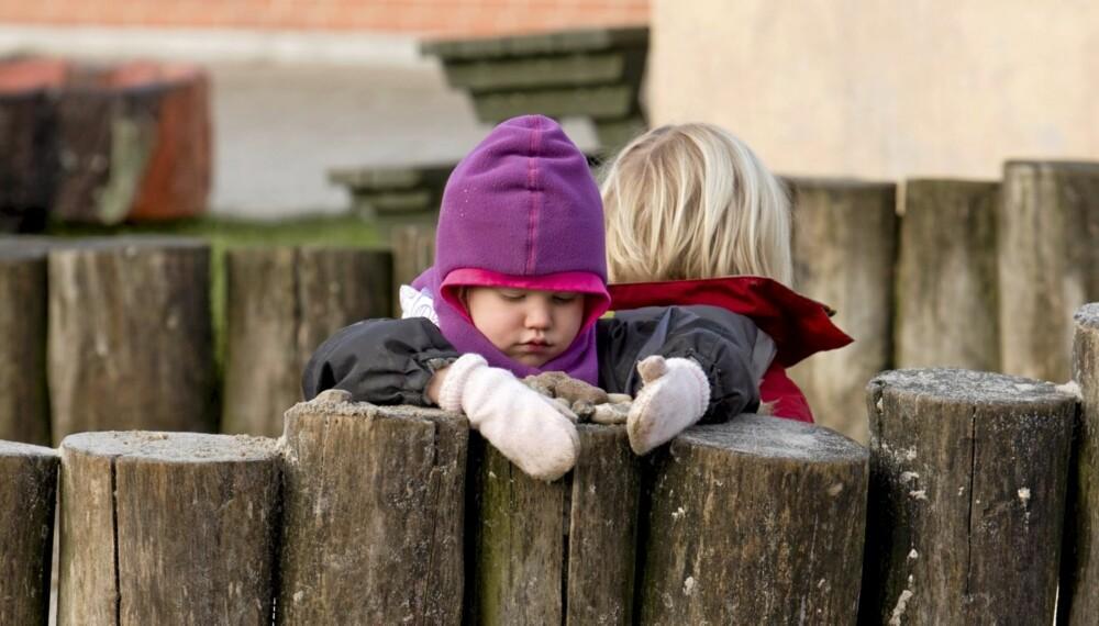 FULL DEKNING, FULL SJEKK: Ikke alle barnehager har like god kvalitet.  Her er tipsene om hva du må være obs på.