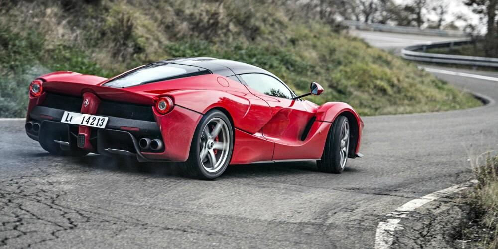 SUPER BIL: Ferrari LaFerrari