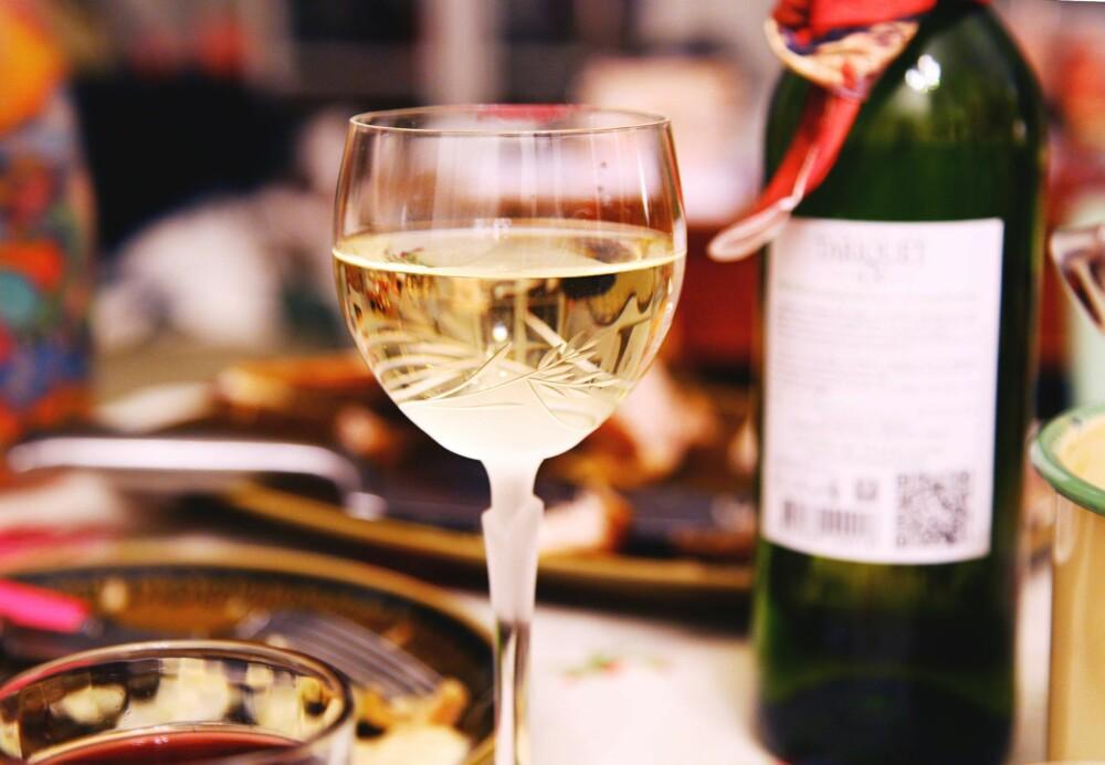 KOS? - Det er like hyggelig for en som ikke drikker å bli invitert på ost og vin-kveld, så lenge vedkommende ikke blir påtvunget vin, tipser Ina.
