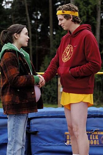 JUNO: Ikke alle filmer om svangerskap og baby er kleine og teite. Juno er rett og slett vakker.